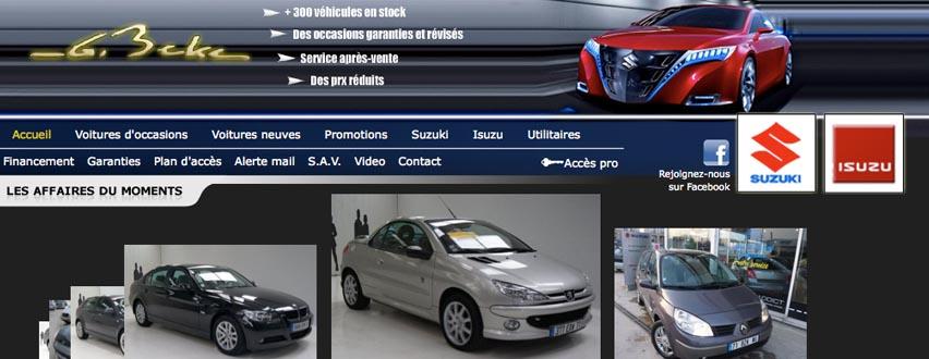 Beke automobiles beke automobiles concessionnaire suzuki for Garage beke automobiles thiais