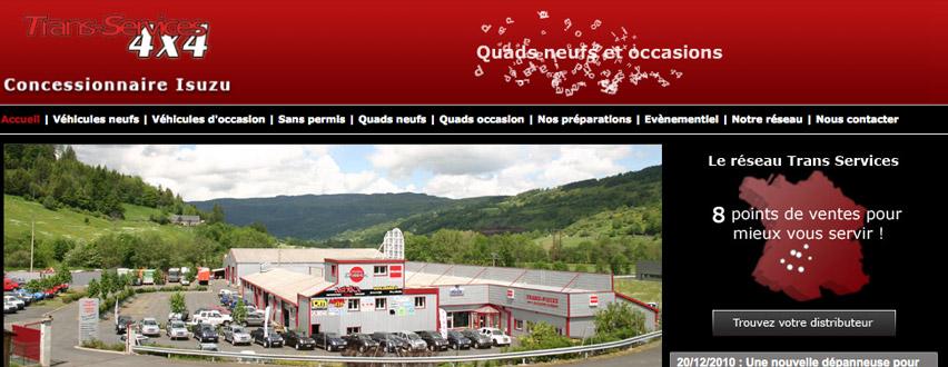 3w net cr ation de sites internet pour l 39 automobile for Garage vizinot belfort